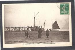 Charente Maritime : Ile D´Oléron, St Trojan, Le Débarcadère Des Bris - Ile D'Oléron