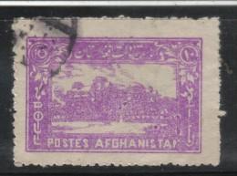 W2068 - AFGANISTAN , Un Esemplare Usato - Afghanistan