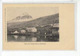 ISLANDE - Baie de FASKRUDJORD - tr�s bon �tat