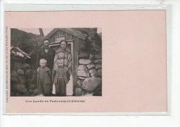ISLANDE - Une famille de FASKRUDSJORD - tr�s bon �tat
