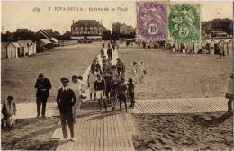 14 RIVA BELLA ENTREE DE LA PLAGE 2 - Riva Bella