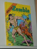 Zembla Spécial  N° 110 De 1991 Edition Semic - Zembla