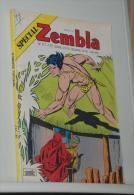 Zembla Spécial  N° 117 De 1993 Edition Semic - Zembla