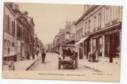 ROMILLY SUR SEINE (10) - RUE DE LA BOULE D´OR - AUTOMOBILE / AUTO / VOITURE - Romilly-sur-Seine