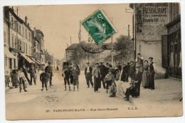 PARC SAINT MAUR (94) -  RUE SAINT HONORE - Saint Maur Des Fosses