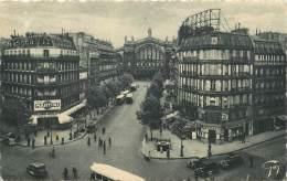 PARIS   GARE DU NORD   CARREFOUR DENAIN MAGENTA - Arrondissement: 10