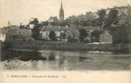 PONT CROIX      VUE PRISE DE KERIDREUF - Pont-Croix