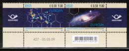 CEPT 2009 EE MI 637-38 ESTONIA - Europa-CEPT