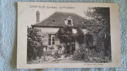 19 Corrèze , Le Presbytère , Saint Eloi - Francia