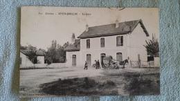 19 Corrèze , Ayen Juillac , La Gare - Juillac