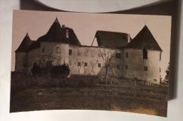 AK KROATIEN KERESTINEC SVETA NEDELJA ZAGREB OKOLICA ( UMGEBUNG) CASTLE DVORAC SCHLOSS Foto Pc - Croatie