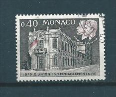 Monaco Timbre De 1970  N°828  Oblitéré - Usati