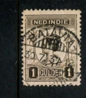 304719836 NEDERLANDS INDIE  GESTEMPELD USED OBLITERE GEBRAUCHT NVPH 132 - Niederländisch-Indien