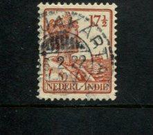 304721044 NEDERLANDS INDIE  GESTEMPELD USED OBLITERE GEBRAUCHT NVPH 119 - Indes Néerlandaises
