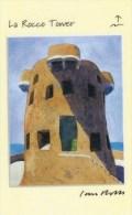 Jersey Telecom Phonecard  - Martello Towers (La Rocco Tower). 63JERA015534 - Ver. Königreich