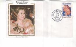 COLORANO SILK USA 1983 Personnel, Cinema, Grace Kelly - 1981-1990