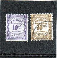B - 1908 Francia - Postage Due