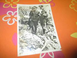 Photo Press German Albert Speer Guerre WWII - Documents