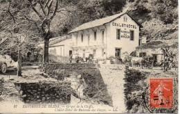 Algérie  Environs De BLIDA  Gorges De La Chiffa  Chalet-Hôtel Du Ruisseau Des Singes - Blida