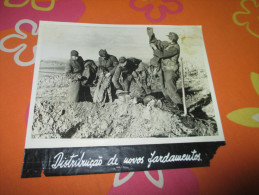 Photo Press German Soldiers Uniforms Guerre WWII - Documents