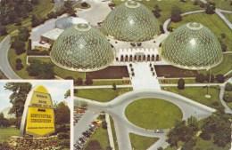 CPM Mitchell Park Horticultural Conservatory Milwaukee, Wisconsin - Milwaukee
