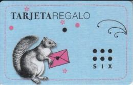 Gift Card SPAIN SIX - Cartes Cadeaux