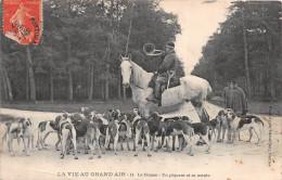 ¤¤  -  14  -  LE GAVRE  -  La Vie Au Grand Air  -  La Chasse  -  Un Piqueur Et Sa Meute  -  Cheval , Chien       -  ¤¤ - Le Gavre