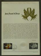 COLLECTION HISTORIQUE DU TIMBRE - YT N°2107 - JEAN PICART LE DOUX - 1980 - 1980-1989