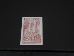 FRANCE - Essai De Couleur Non Dentelé Et Luxe - Détaillons Collection - A Voir - Lot N° 1912 - Essais