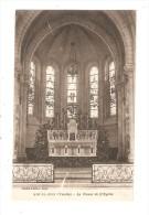 CPA  : Soullans : Choeur De L'Eglise : Autel - Vitraux - Peu Commune - Soullans