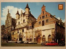 Audi 80, Mercedes W115, W109, Ford 12M P6, Sunbeam Hunter, Dastun Sunny, Mechelen - PKW