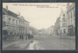 - CPA 70 - Lure, Grande Rue - Place Du Palais De Justice - Lure