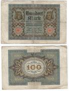 Alemania - Germany 100 Mark 1920 7 Nºs Pick-69.a Ref 51-2 - [ 3] 1918-1933 : República De Weimar