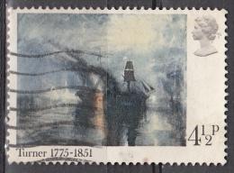 Gran Bretagna, 1975 - 4 1/2p Peace-Burial At Sea - Nr.736 Usato° - Non Classificati