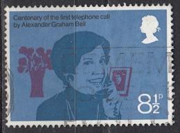 Gran Bretagna, 1976 - 8 1/2p Woman Making Social Call - Nr.777 Usato° - 1952-.... (Elisabetta II)