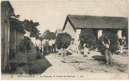 Mostaganem 85 La Remonte La Corvée De Fourrage LL - Mostaganem