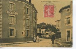 ALBOUSSIERES - Hôtel Des Voyageurs - Serre - France