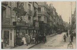 76 - DIEPPE - LA GRANDE RUE - Dieppe