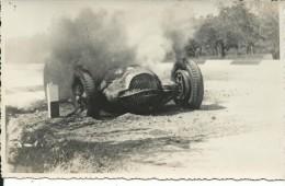 DIS248 - FOTOGRAFIA AUTOMOBILISMO - XIV COPPA ACERBO 15.8.1938 - FORMATO 8.5X13.5 - Fotografia