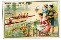 CHROMO AVIRON - GRANDE CORDONNERIE DE L'EPOQUE - Other