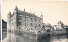 CPSM 49 Joué-Etiau - Le Château De La Frappinière Façade Nord - Chemille