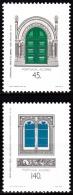 PORTUGAL -1994 - Arquitectura Período Descobrimentos - O Manuelino Nos Açores) (Série, 2 Valores)   **MNH  Af. Nº 2239/0 - 1910-... Republic