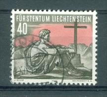 LIECHTENSTEIN - Mi 337 - Gest./obl. - Cote 9,00 € - Oblitérés