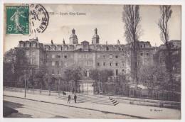 Lycée Gay Lussac - Limoges