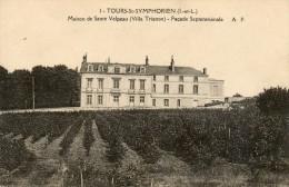 CPA - TOURS-St-SYMPHORIEN (35) - Maison De Santé Velpeau ( Villa Trianon ) - France