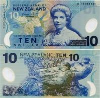 NEW ZEALAND       10 Dollars       P-186[c]       (20)13       UNC  [ Sign. Wheeler] - Nuova Zelanda