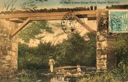 Ponto Alagôas, Kampa, Ponte Rustica, Sello Industria - Brésil