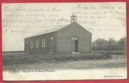 Ans - Chapelle De St. Marie  ( Plateau ) -1904 ( Voir Verso ) - Ans