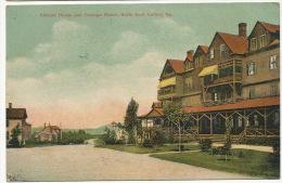 Bar Harbor North East Harbor Kimbalt House And Cottage Street  P. Used 1908 Edit Morris - Etats-Unis