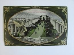 Cp/pk Section Britannique Exposition Bruxelles 1910 Valentine Sons - Feesten En Evenementen